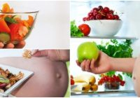 como debe ser la alimentacion durante el embarazo en una adolescente