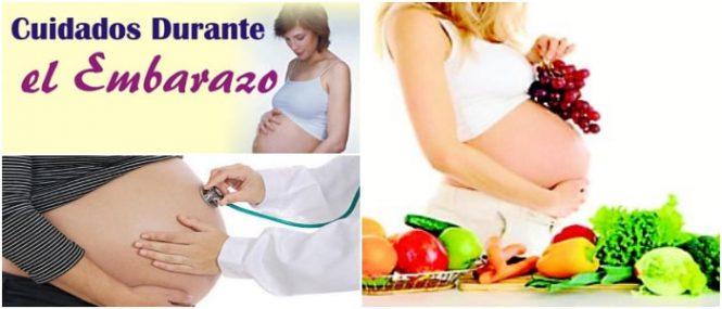 como es el cuidados durante el embarazo en adolescentes