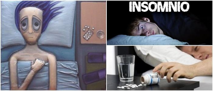 a que se debe el insomnio