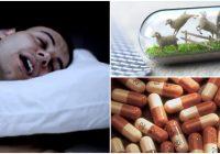 lista de medicamentos para dormir naturales
