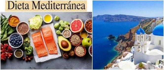 la dieta mediterránea sirve para adelgazar