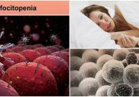 linfocitos en sangre por debajo de los valores normales