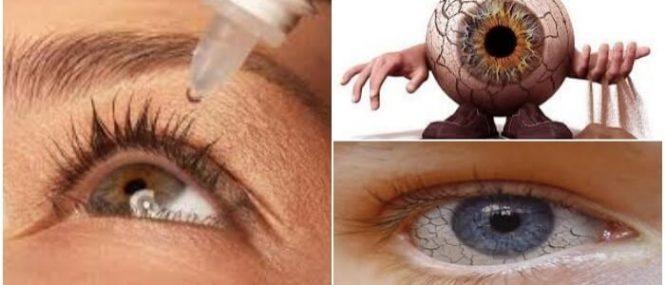 arenilla en los ojos