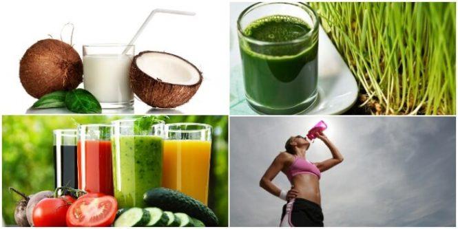 bebidas energéticas naturales