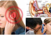 dolor de oido en adultos
