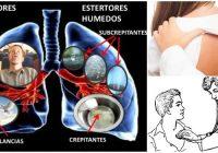 Significado y causas de estertores