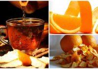 beneficios y usos de la piel de naranja