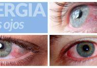 alergia en los ojos al maquillaje