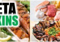 alimentos para la dieta atkins