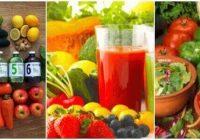 dieta desintoxicante intestinal