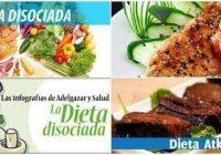 dieta disociada recetas