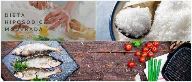 Dieta hiposodica rica en potasio