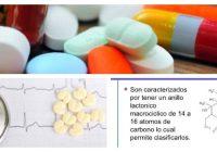 macrolidos bactericidas