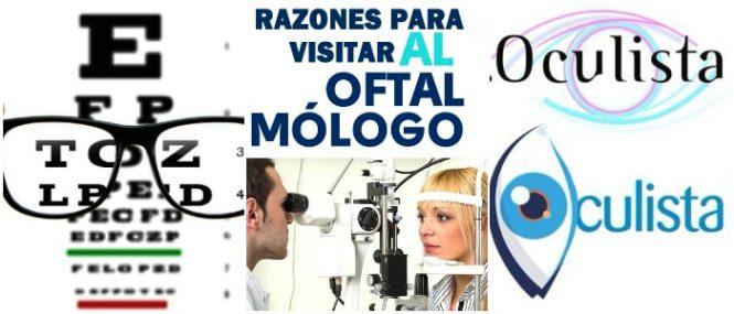 oculista y oftalmólogo es lo mismo