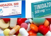 Cómo se toma el tinidazol