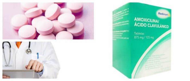 Efectos secundarios 875 amoxicilina