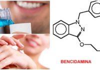 formula de la bencidamina