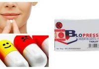 acción farmacológica del blopress