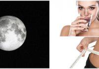 ciclos lunares para adelgazar