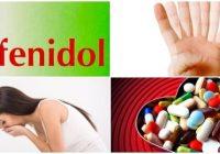 dosis de difenidol