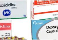 doxiciclina para el acné