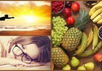 fruta energizante natural
