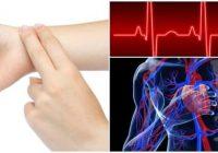 flutter auricular y frecuencia cardiaca