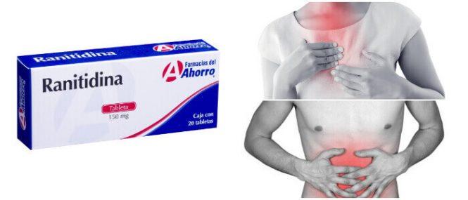 tratamiento contra la acidez estomacal