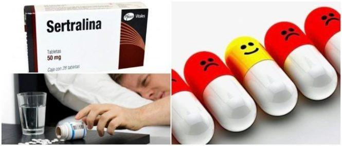 para que sirve la sertralina 50 mg