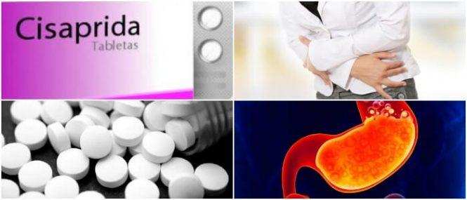 dosis de cisaprida