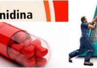 contraindicaciones de laclonidina