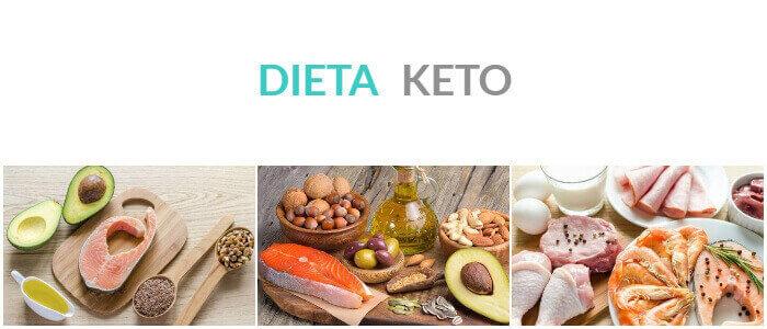 la dieta keto sin carbohidratos