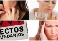 efectos secundarios del tramadol