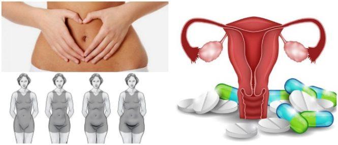 estrogenos bajos