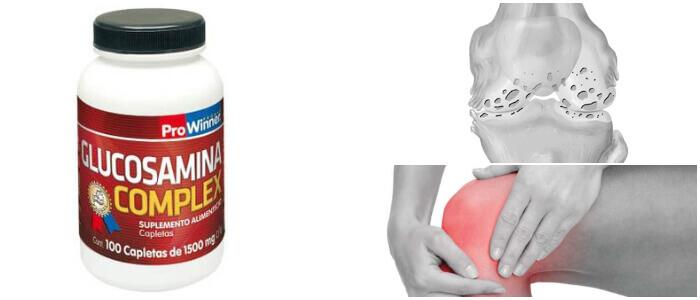 glucosamina como suplemento dietético
