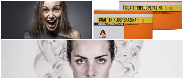 la trifluoperazina como antipsicotico