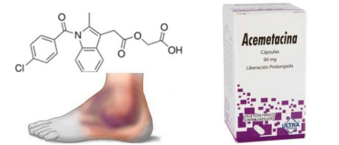 precio de la acemetacina 60 mg