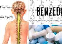 cuales son los efectos de la benzedrina