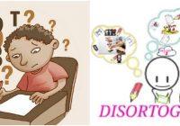 cuales son los síntomas de la disortografía