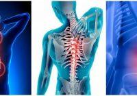 como aliviar el dolor en la columna