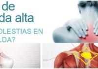 ayuda para el dolor en la espalda alta al toser