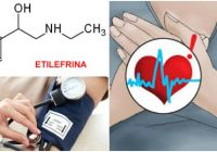 cual es la dosis de etilefrina