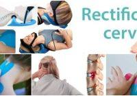 como se usa la rectificación cervical para la lordosis