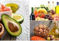 alimentos con lipidos saturados