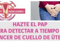 cuales son los síntomas del cáncer cervicouterino