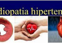 que es la cardiopatia hipertensiva de jnc