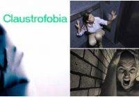 cual es la fisiopatologia de la claustrofobia