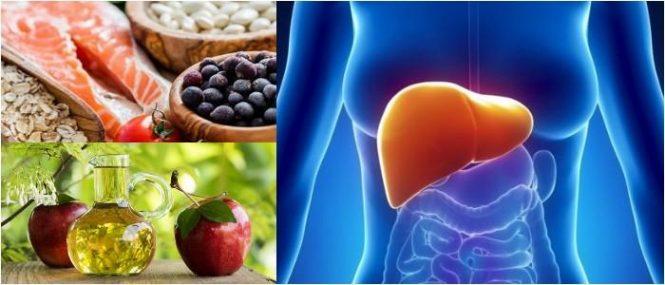 Dieta Para El Hígado Graso: Alimentos Recomendados y No Recomendados Para  Combatir El Hígado Graso – Arriba Salud
