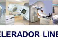 como se usa un acelerador lineal para el cancer