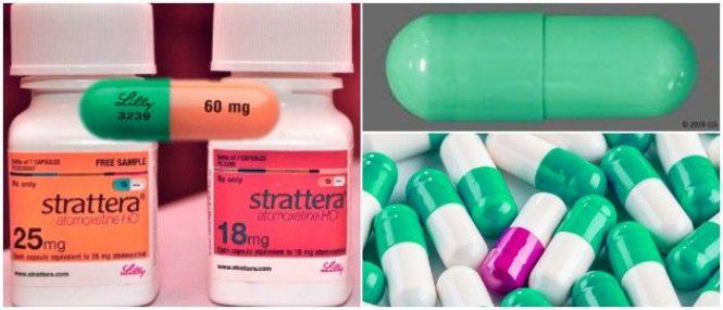 atomoxetina 18 mg para que sirve
